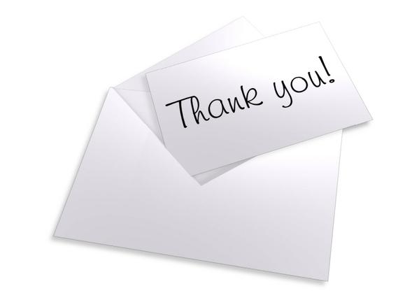 To Thank You Note or Not to Thank You Note | The RMN Agency, Atlanta Legal Recruiters, Atlanta Georgia