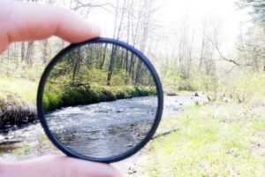 Neutral Density Filter Demonstration