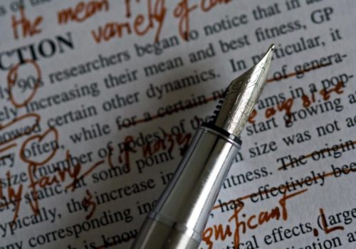 Sharpen Writing Using Right Words