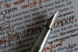 Understand Words Coming pen