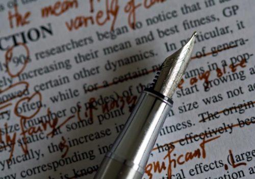 Understand Words Coming pen