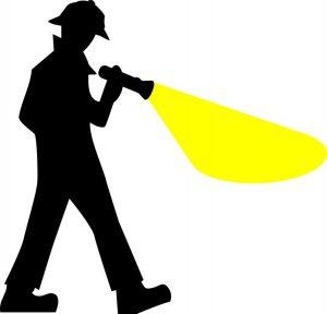 detective light