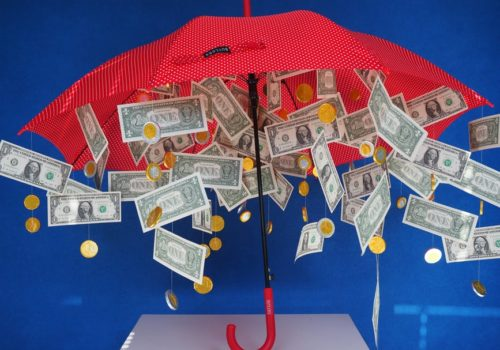umbrella money