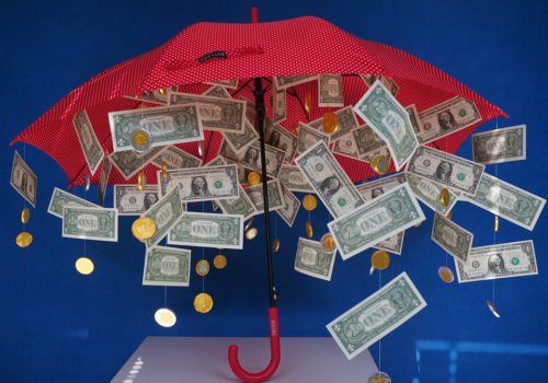 Copy of rain money