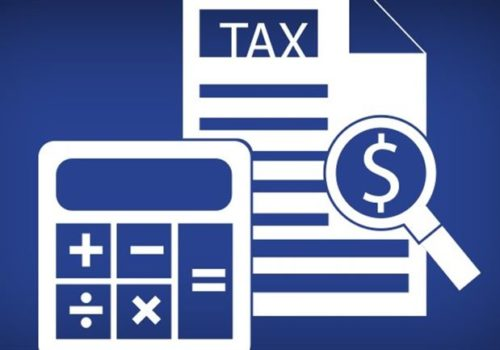 tax blue calculator